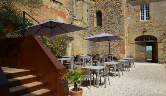 Storia e design contemporaneo si incontrano al Le Monastère de Saint-Mont