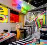 Healthy Color: il nuovo concetto di fast food di Sfera Ebbasta, Andrea Petagna e Marcelo Burlon