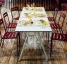 Come scegliere sedie e tavoli per bar e ristoranti: vietato sbagliare!